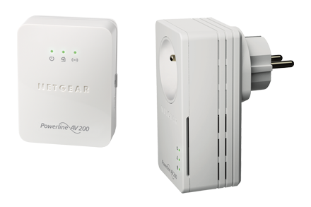 Powerline 200 WLAN-Repeater