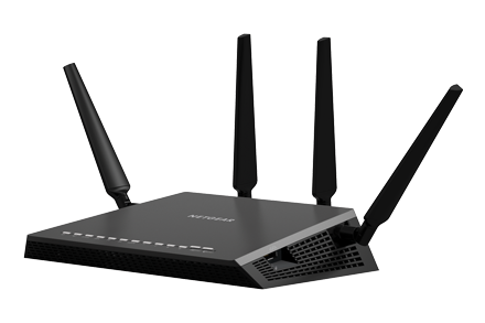 Nighthawk<sup>™</sup> X4 AC2350 Smart-WLAN-Gigabit-Router