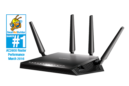 Nighthawk X4S Smart-WLAN-Gaming-Router