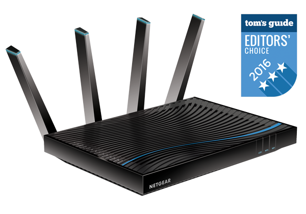Nighthawk X8 Smart WLAN-Router